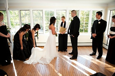 Rev. Joy Burke, Saratoga Wedding Officiant