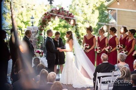 Lake George and Saratoga Wedding Officiant, Rev. Joy Burke